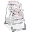 Дитячий стільчик-трансформер для годування M 4507 BABY PINK, спинка регул, ремінь без, чохол, фото 2