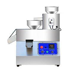 Шнековый маслопресс Oil Extractor OP-50-8 с автоматическим дозатором пресс для холодного отжима