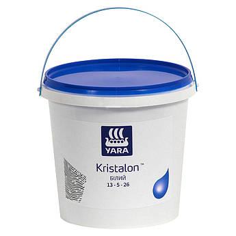 Yara Tera KRISTALON NPK 13-5-26 WHITE, комплексное водорастворимое удобрение, Яра Кристалон Белый (1,0 кг)