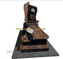 Пам'ятник надгробний гранітний на могилу К4359/1
