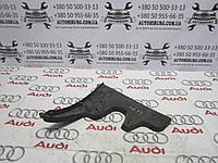 Правая направляющая заднего бампера AUDI A6 C6 (4F5807454), фото 1