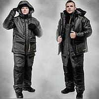 Костюм для полювання та риболовлі Extreme -30°C Сірий