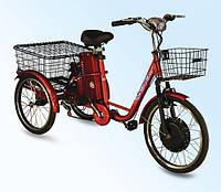 Электровелосипед SKYBIKE 3-CYCL (трицикл)