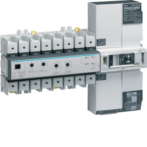 Переключатель АВР модульный с мотоприводом I-0-II, Т-Г, 4п 80А, Hager