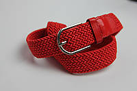 Ремень плетенная резинка 3218 (унисекс)