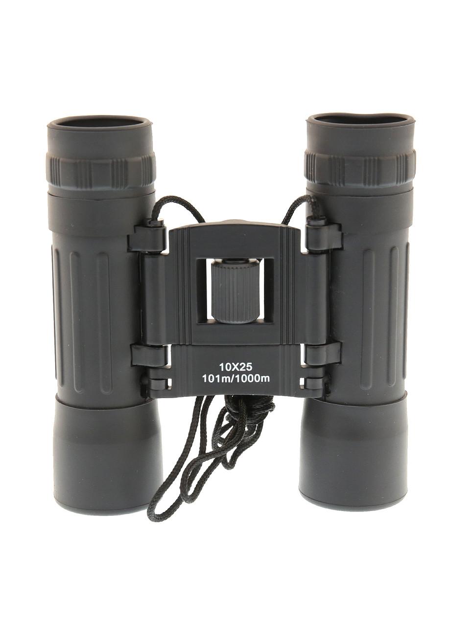 Бінокль MIL-TEC складаний 10x25 Black