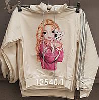 Худи с капюшоном 5-8 лет для девочки Atabay (13540.1)