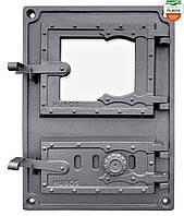 Пічні дверцята Halmat DPK8WR (Н1632) (275x375)