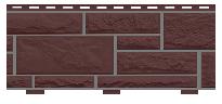 """Фасадна панель під камінь """"Доломіт"""""""