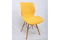 Стул NOLAN 12219 желтая ткань Shop Summer, фото 1