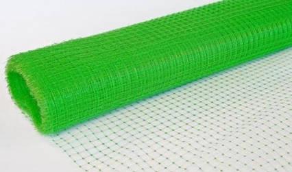 Сітка для пташників Ф-13 (1м * 20м, яч. 13 * 15мм), зелена