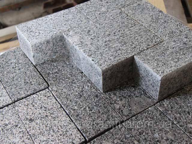 Бруківка з Покостівського граніту - «Житомирські граніти» — весь спектр виробів з граніту в Житомирской области