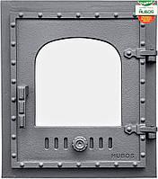 Печная дверца Halmat FPG2W (Н0313) (450x405)