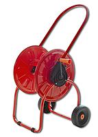 Тележка для шланга, 1/2′′ 50м, SPRING STEEL, AG307
