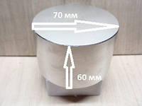 Неодимовый магнит D70*H60  300 кг в Украине