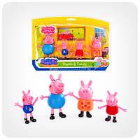 Набор фигурок «Свинка Пеппа» (Peppa Pig) (в блистере)