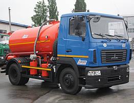 Вакуумный автомобиль КО-503-В-10
