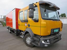 Каналопромывочный автомобиль КО503-КП-48