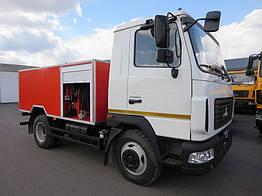 Каналопромывочный автомобиль КО503-КП-9