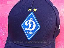 Бейсболка / кепка ФК Динамо Киев/мужская/женская/темно-синяя, фото 3