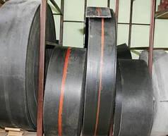 Стрічка конвеєрна БКНЛ-65(Ремінь норійні) ширина 100мм-1000мм