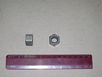 Гайка шпильки полуоси d=12 высокая ЗИЛ 5301