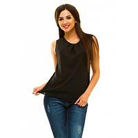 Блуза без рукавов CRN (Черный)