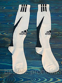Гетри для футболу Adidas (Білі)