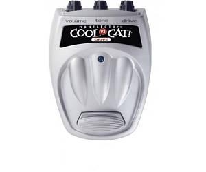 Педаль для электрогитары Danelectro CO2 Overdrive овердрайв Cool Cat Drive Version2