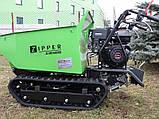 Думпер гусеничний, міні самоскид Zipper ZI-MD500HS, фото 3