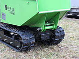 Думпер гусеничний, міні самоскид Zipper ZI-MD500HS, фото 4