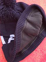 Шапка + Баф(горловик) ФК Манчестер Сити, фото 3