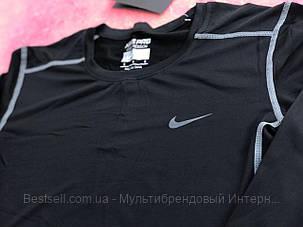 Термо-кофта Nike Pro Combat Core Compression/термобелье/, фото 2