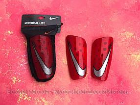 Щитки футбольні Nike Mercurial Guard Lite/найк меркуриал лайт/для футболу