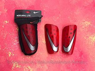 Щитки футбольные Nike Mercurial Lite Guard/найк меркуриал лайт/для футбола, фото 2