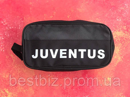 Сумка Спортивная для обуви FC Juventus/сумка для футболиста/ювентус, фото 2
