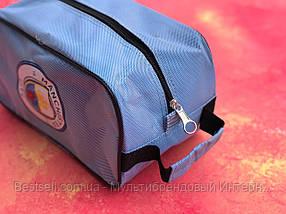 Спортивна Сумка для взуття FC Manchester City/сумка для футболіста/Манчестер Сіті