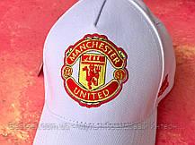 Бейсболка / Кепка/ Манчестер Юнайтед/ мужская / женская, фото 3