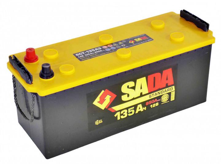 Аккумулятор 6СТ- 135Аз STD