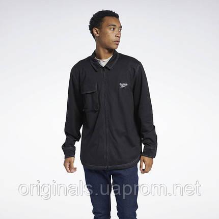 Куртка мужская Reebok Classics Jacket GN3674 , фото 2