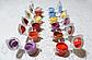 Картина по номерам 40*50 см. Идейка (без коробки) Императорские пионы (КНО 2087), фото 4