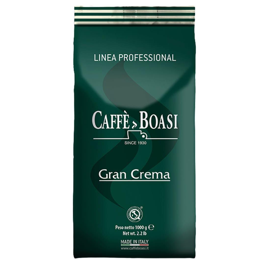 Кава в зернах Caffe Boasi Gran Crema 1 кг