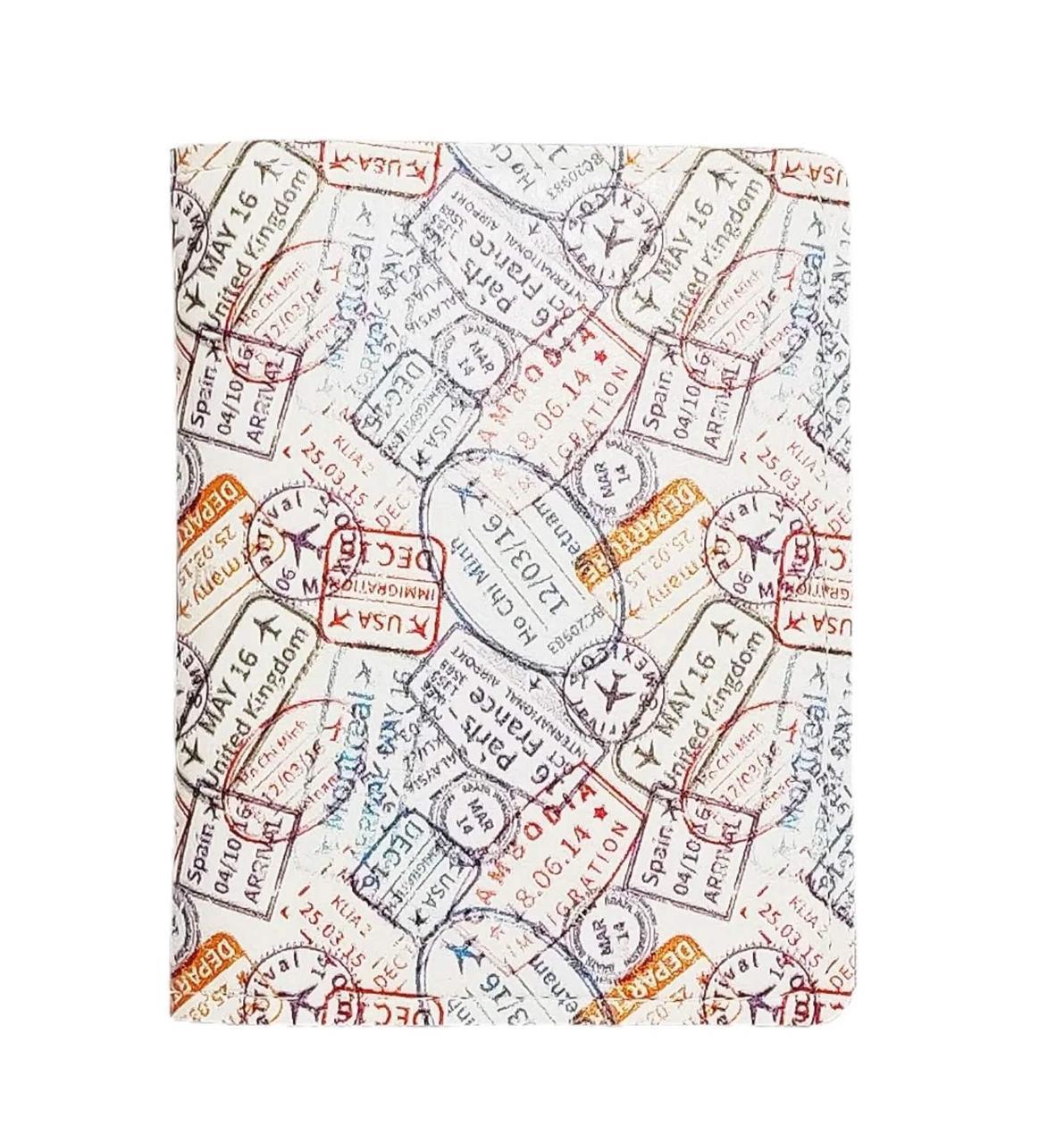 Обложка на новый пластиковый паспорт или автодокументы  кнопка в розницу и оптом