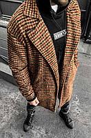 Пальто мужское весеннее осеннее Terracotta | пальто мужское терракот ЛЮКС качества