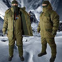 Зимовий костюм Гірка
