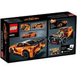 Конструктор LEGO TECHNIC Chevrolet Corvette, фото 7