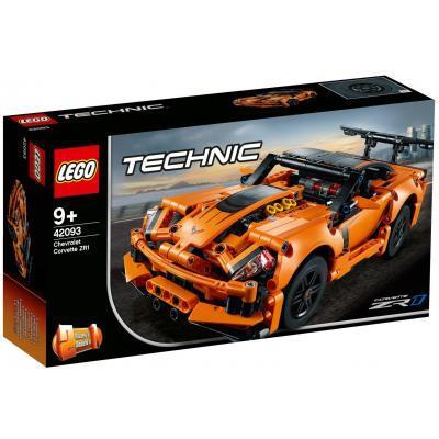 Конструктор LEGO TECHNIC Chevrolet Corvette