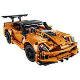Конструктор LEGO TECHNIC Chevrolet Corvette, фото 6