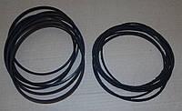 Кольцо уплотнения гильзы круглое (прокладка под гильзу) двигателя 1Д12, 1Д6, 3Д6, Д12,  В46-2, В-46-4, В-55.