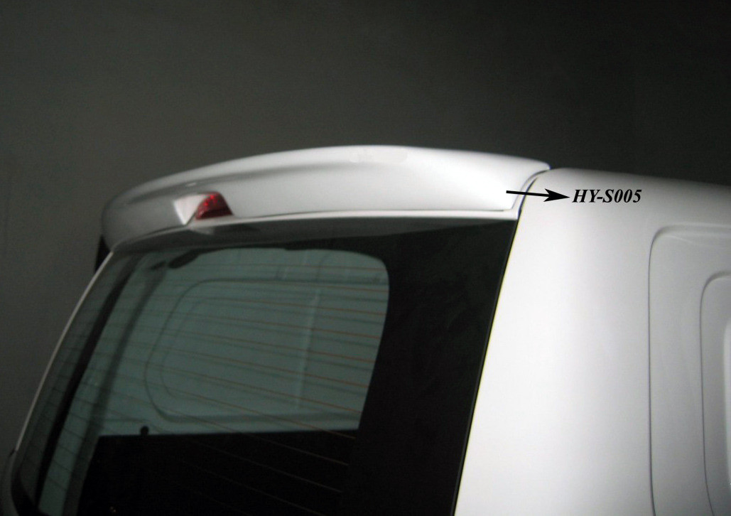Спойлер (под покраску) Hyundai Starex H1 H300 2008↗ гг. / Спойлера Хюндай